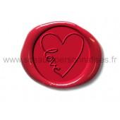 Sceaux Coeur Love