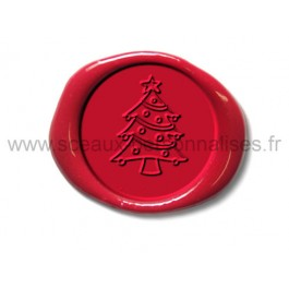 Sceaux Sapin de Noël