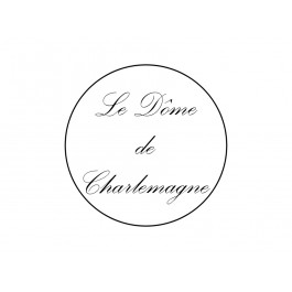 Tampon Chocolat Dôme de Charlemagne 20mm