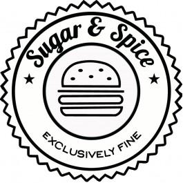 Fer manuel à marquer  les burgers 60mm – matrice laiton alimentaire